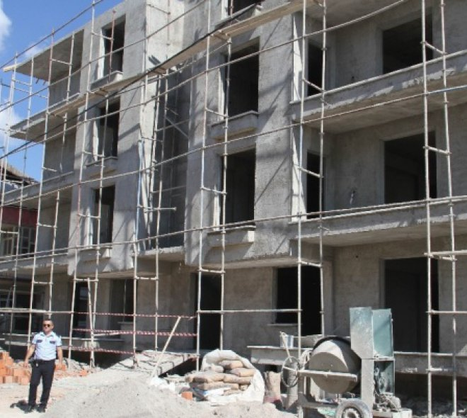 İstanbul Dağcı Dış Cephe Sıva Hizmeti
